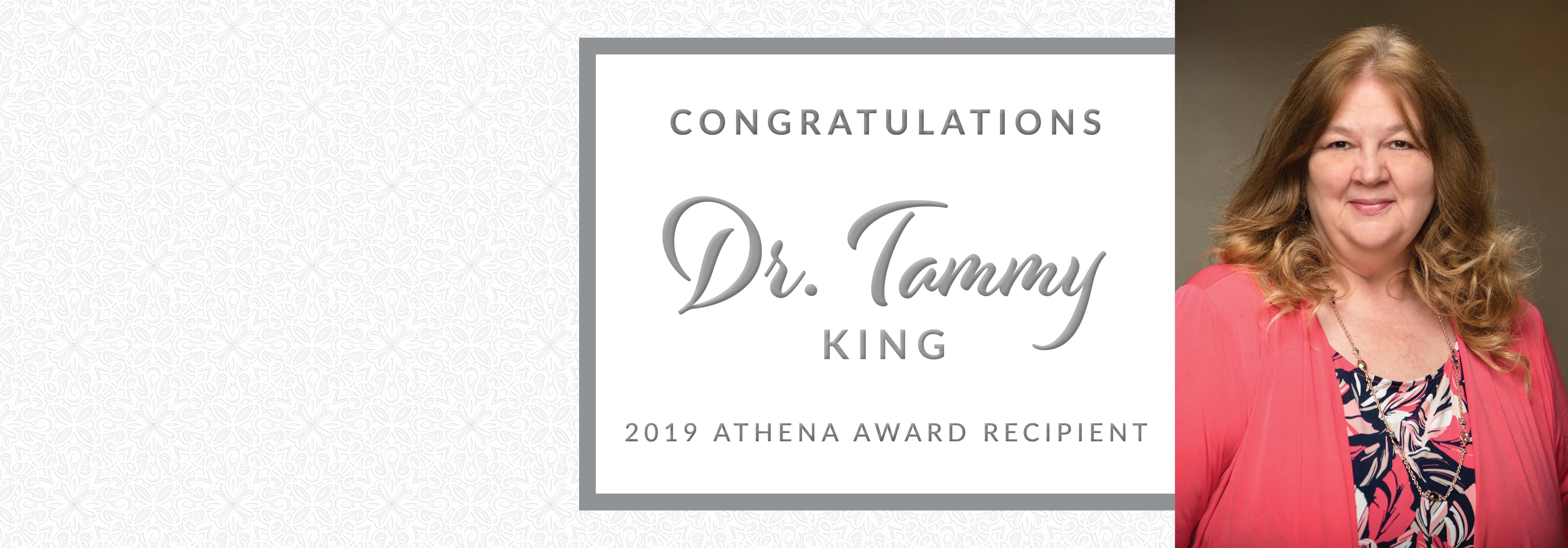 2019 ATHENA WINNER