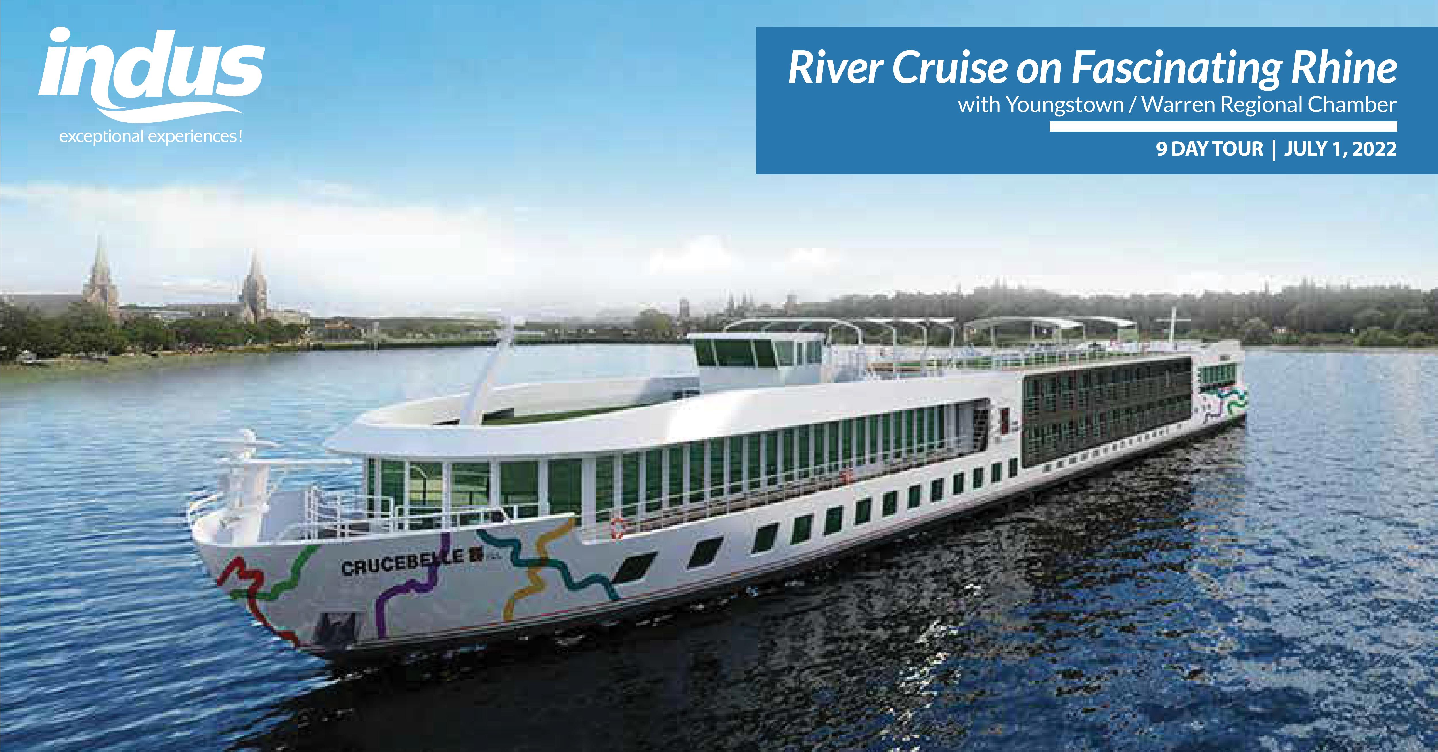River Cruise on Fascinating Rhine